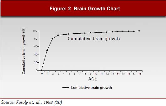Fig.2 Brain Growth Chart