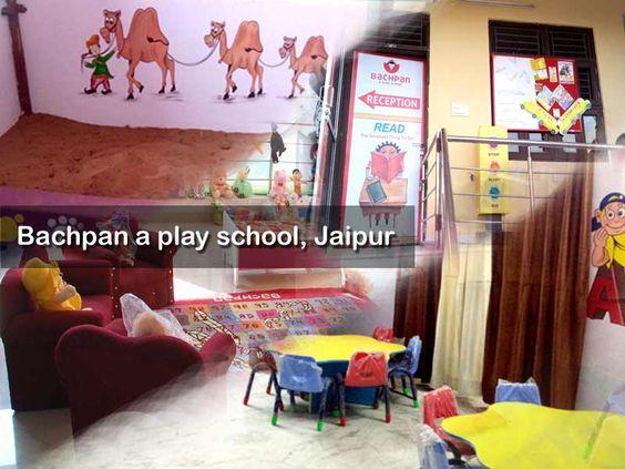 Bachpan Play School Mansarovar, Jaipur