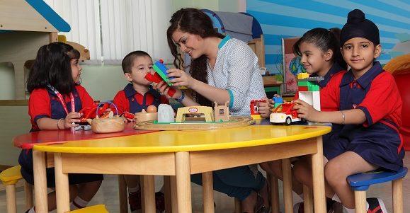 enroll you child in preschool