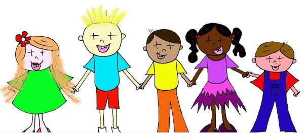 social gathering kids