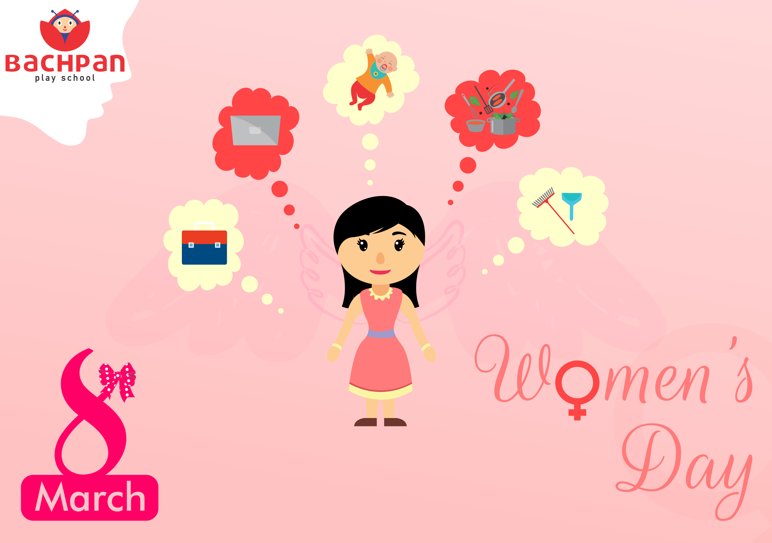 International Women's Day: Being A Mompreneur
