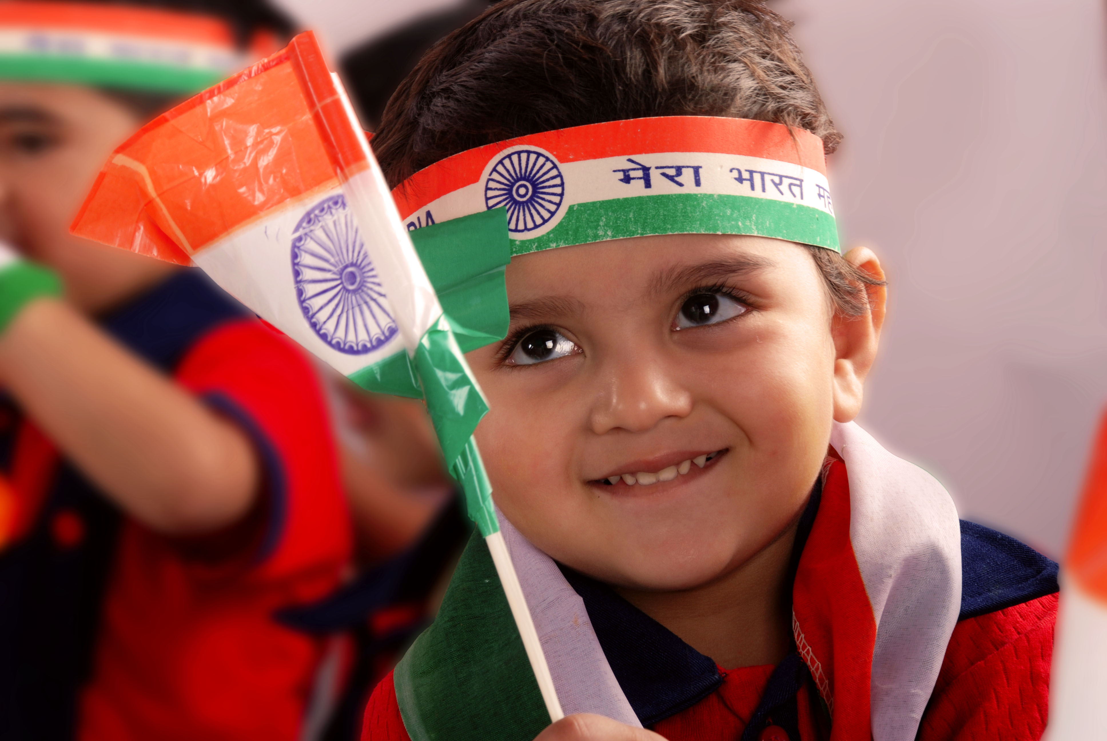 Patriotism In Children: A Feeling To Be Instilled, Not To Be Taught!