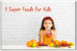 5 Superfoods to boost child's brain capacity